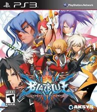 PlayStation 3 : BlazBlue: Chrono Phantasma - Playstation VideoGames