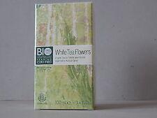 MONOTHEME BIO White Tea flowers eau de toilette  pour femme 100 ml