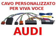 CAVO VIVA VOCE PARROT AUDI A6 Q7 A8 Con MMI   04771