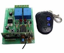 Rolling Code 2-Channel UHF Remote Control Kit ( KIT_157 )