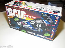 TEAM ASSOCIATED 6002 1/10 RC10 WORLD'S CAR COLLECTORS BOX ONLY