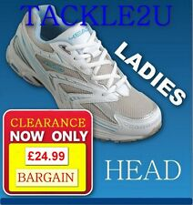 HEAD LADIES TRAINERS,SHOES,GYM,RUNNING,JOGGING, SIZES 3 4  8 BN RRP £50