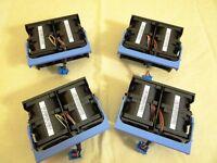 Lot of 4 Dell Poweredge 1950 Case Chassis server PE1950 Fan NIDEC ULTRAFLO SUNON