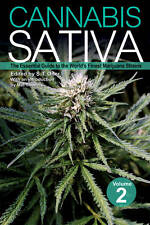 CANNABIS SATIVA: 2 by S.T. Oner : AU1-R6 : PB 037 : NEW BOOK : FREE P&H