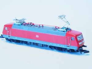 88536 Marklin Z-scale class BR 120 General Purpose Electric locomotive DB 5 pole