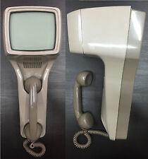 Primo videocitofono Siemens vintage anni 70 cornetta SIP