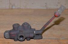 Gresen Hydraulic Control Valve Cast Iron 300 Single Spool Tractor Log Splitter