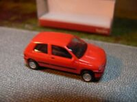 1/87 Herpa Renault Clio 16V rot 023757