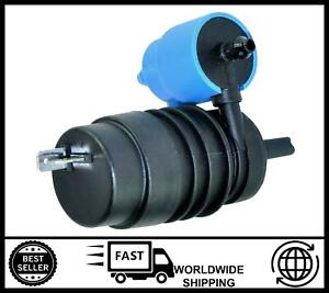 FOR Various Models Fiat & Lancia Twin Outlet Windscreen Washer Pump