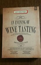 An Evening of Wine Tasting Party Kit from Ginger Fox Ltd,United Kingdom 2015-NEW