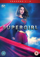 ❏ Supergirl Seasons 1-2 DVD Complete 1st 2nd Latest New Series ❏ UK R2 1 2
