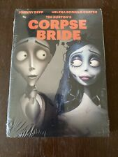 Corpse Bride Dvd Factory Sealed
