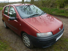 2001 (51) Fiat Punto 1.2 8v Manual Gear Box - Only 81k (BREAKING Parts 188 Mk2)