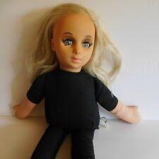 1964 Mattel Scooba Doo Beatnik pull string talking doll ~ mute