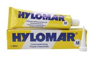 HYLOMAR M 80 ml Dichtmasse Universaldichtung Motor Getriebe Wasserpumpe Dichtung