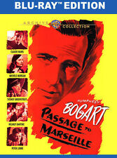 Passage To Marseille (2015, Blu-ray NUEVO) (REGION A)