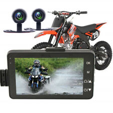 "3"" LCD Screen 720 DVR Camcorder Dual Cam Action Camera Motorcycle Video Recorder"