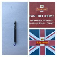 Carbide Milling Cutter CNC  2.5mmDia   12m Flute 3.2mm shank Flat End UK  Stock