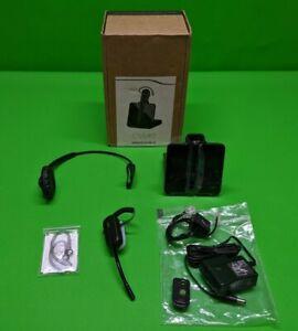 New Plantronics Convertible Wireless Headset CS540