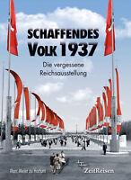 Schaffendes Volk 1937 (Buch) Die vergessene Reichsausstellung