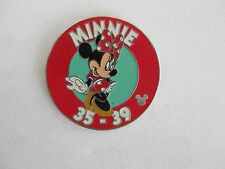 Disney WDW Parking  Lot Sign Minnine Mouse 35-39 Pin