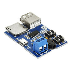 USB TF card U disk MP3 Decoder Board Amplifier MicroUSB Port