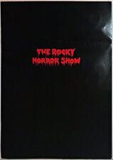 The Rocky Horror Show 1990 European Tour Program
