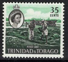 TRINIDAD & TOBAGO SG293 1960 35c DEFINITIVE MNH