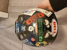 Oldskool Skate Helmet Skateboard Roller Blades rare stickers