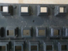 Amiga 600 replacement Keyboard back plastic plate  Version Blue membraine
