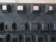 Amiga 600 Reemplazo Teclado posterior de plástico placa versión azul membraine