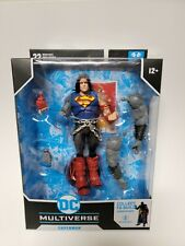 DC Multiverse SUPERMAN Death Metal Figure Darkfather BAF McFarlane Toys