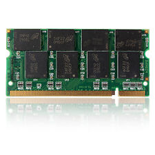 1GB DDR 333MHz PC2700 Non-ECC Cl2.5 200Pins Memory Laptop Computer PC DIMM (RAM)
