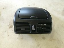 NISSAN SENTRA DASH BEZEL INSTRUMENT CUBBY COVER RADIO 00 01 02 03 04 05 06 BLACK