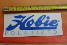 New listing Hobie Surfboards Longboard Polarized Sunglasses Vintage Rare Surfing Sticker