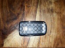 Silikon Case für Nokia C3-00 Back Case handy Tasche schwarz glänzend