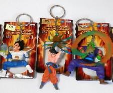Dragon Ball Kai Figure Effects Keychain Strap Charm 3 piece-set Saibaiman
