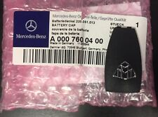 OEM Mercedes Benz Maybach Genuine Badge Key Fob Battery Cover A0007600400