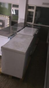 Commercial Stainless Steel Top Chest Freezer Catering