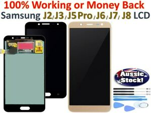 For Samsung Galaxy J2 Pro J3 J5 J6 J7 J8 LCD Replacement Touch Screen Digitizer