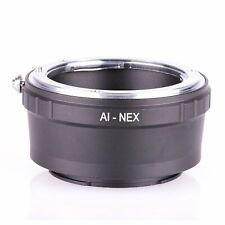 Adapter Nikon AI AF-S G Mount Lens to Sony NEX-3 NEX-5 NEX-7 NEX5N/5R VG20