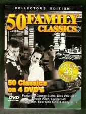 Classic Family Entertainment Movies (50 Total) on DVD's