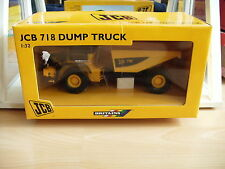 Britains JCB 718 Dump Truck in Yellow on 1:32 in Box