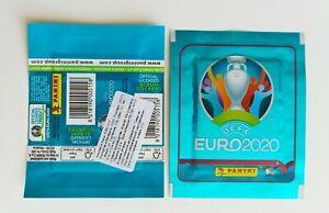 PANINI Euro 2020 NO PREVIEW sealed bag RAR