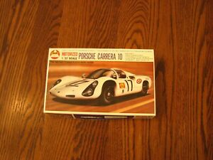 1/32 AHM Porsche Carrera 910 in original box - ideal for slot car conversion