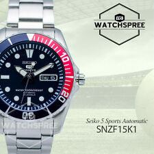 Seiko Men 5 Automatic Watch SNZF15K1