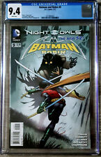 Batman And Robin #9 CGC 9.4 DC Comics 2012