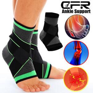 Knöchel-Bandage Fußgelenk-Bandage Fußbandage Sport Stütze Sprunggelenk Fussball