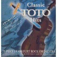 Frankfurt Rock Orchestra Plays classic Toto hits (1990, feat. Bobby Kimba.. [CD]
