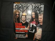 BLACK HOLE METAL MAGAZINE #9 MARCH 2001 INCANTATION IMPALED GORGOROTH THE CHASM